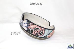CENICERO #2