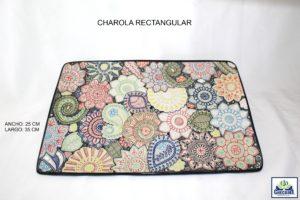 CHAROLA RECTANGULAR25X35
