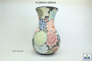 FLORERO SIRENA