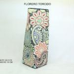 FLORERO TORCIDO