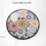 PLATO PARA COLGAR 18CM